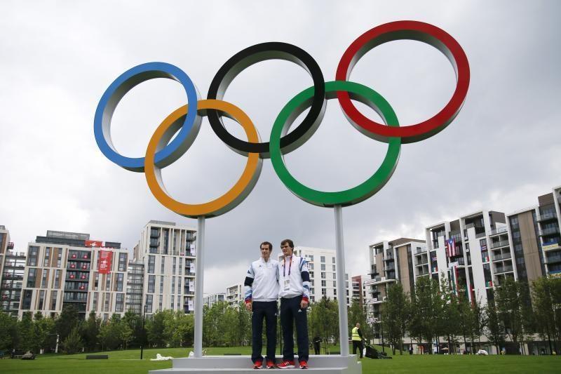 Britanija jaučia gerą olimpiados nuotaiką, bet kiek ji truks?