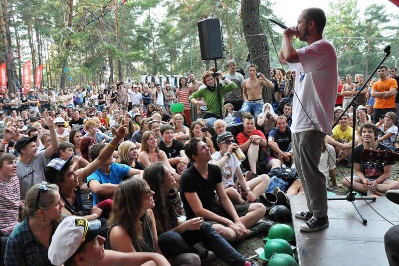"""Festivalis """"Galapagai / Roko naktys"""" žada įspūdžių laviną"""