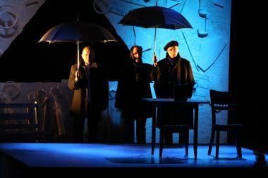 Teatrinės orų prognozės: pavasarėja!