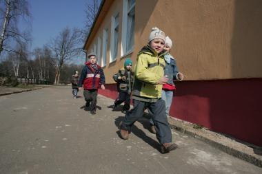 Vaikai sugrįš į savo darželį