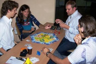 Su stalo žaidimais - į pasaulio čempionatą
