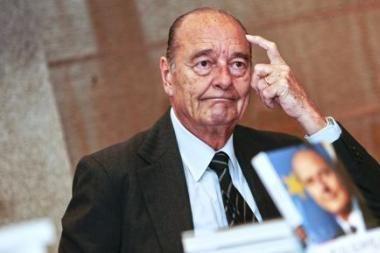 J.Chiracui keliama byla dėl ginklų pardavimo Pakistanui skandalo