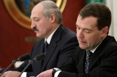 Maskva paskelbė Minskui dujų ultimatumą