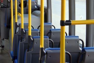 Keičiama 11 autobusų maršruto trasa