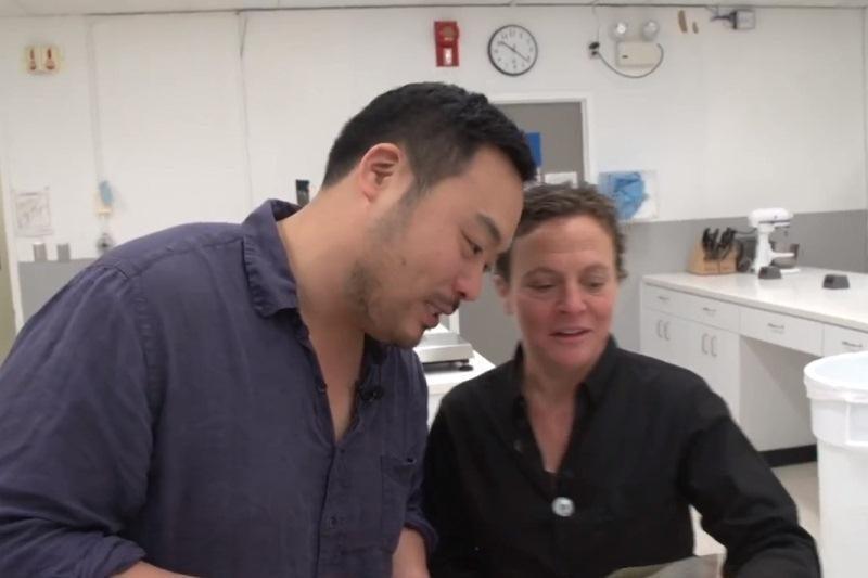 Kaip astronautų maistą vertina autoritetingiausi JAV virtuvės šefai?