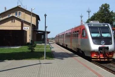 Šilutės policija stiprins geležinkelio priežiūrą