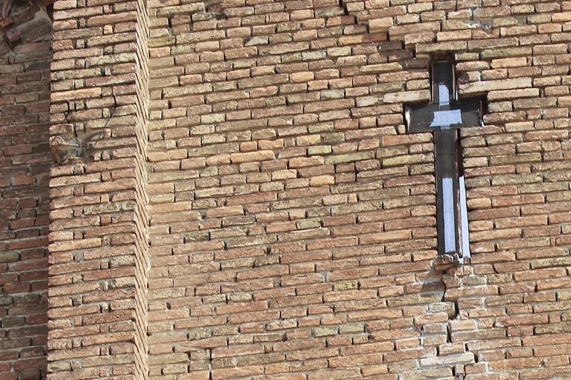 Palangos bažnyčias  siaubė    vandalai