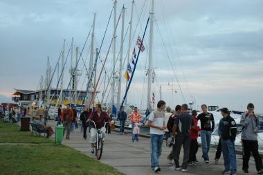 Nidos turizmo specialistai sulaukė mažiau lietuvių