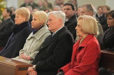 Lietuvos politikai reiškia užuojautą Lenkijai (papildyta)