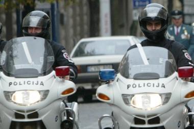 Klaipėdos prokurorai tiria Kalvarijos policininkų skundą