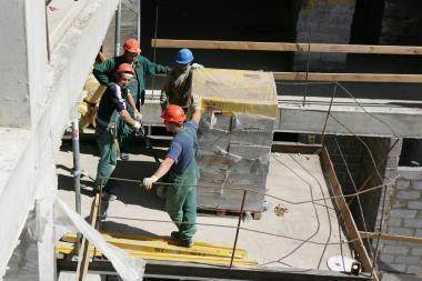 Nedarbo lygis spalio mėnesį siekė 4,6 procento