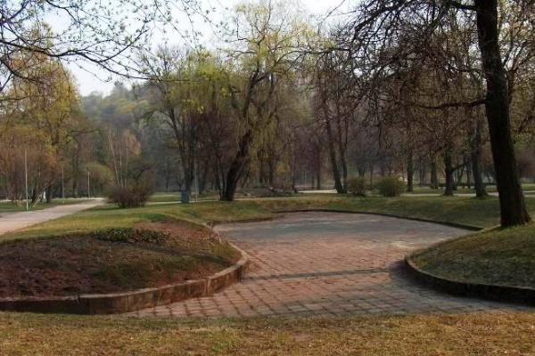 Vilniaus Sereikiškių parke pradedami tvarkymo darbai