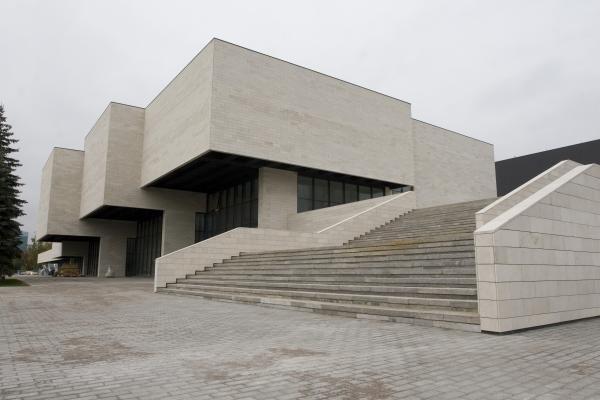 Nacionalinė galerija ruošia tris fotografijos parodas