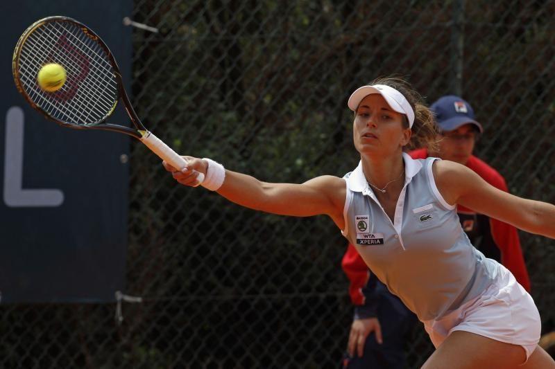 Paaiškėjo dar 8 teniso turnyro Italijoje aštuntfinalio dalyvės