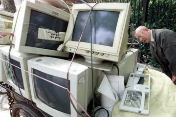 Elektronikos šiukšlės – grėsmė žmonių sveikatai