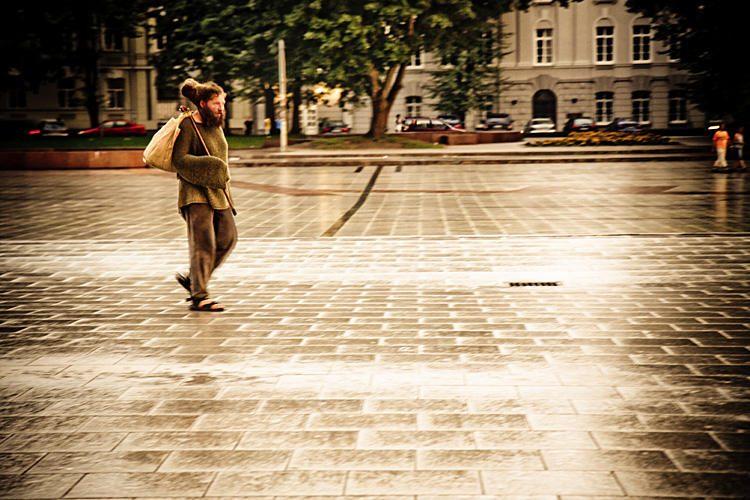 Vilniaus taryba uždraudė aukoti vargšams