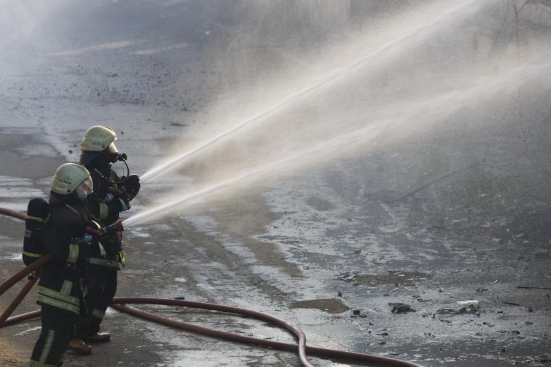 Širvintų rajone per gaisrą žuvo moteris