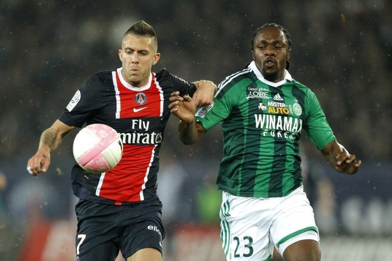 """""""PSG"""" mažina atotrūkį nuo """"Montpellier"""""""
