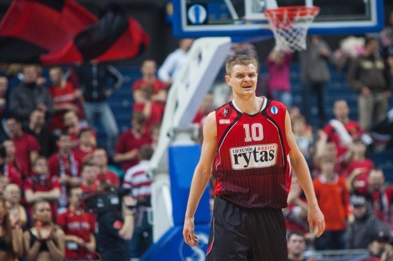"""""""Lietuvos rytas"""" nepateko į Europos taurės krepšinio turnyro finalą"""