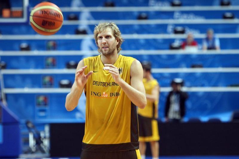 """Vokietijos """"Metų sportininku"""" pirmą kartą tapo NBA žvaigždė"""