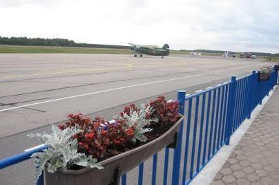 Oro uoste sulaikė girtutėlį estą