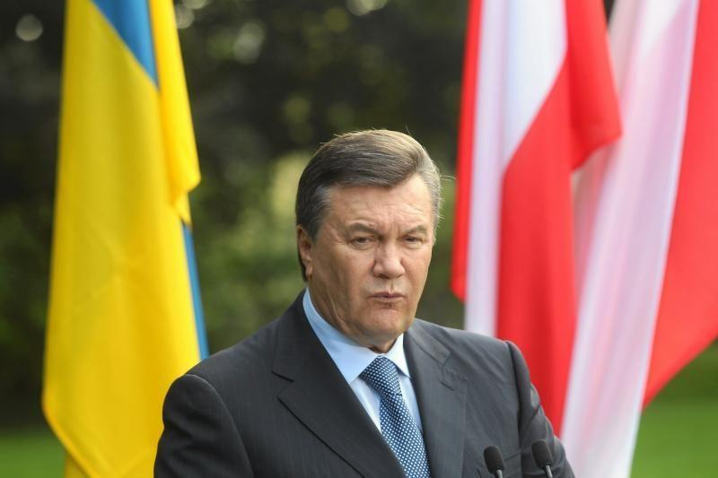 A.Hrycenka: V.Janukovyčius neturi savo pozicijos dėl kalbos