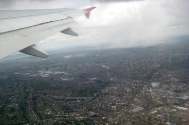 Ugnikalnis vėl trikdo lėktuvų skrydžius