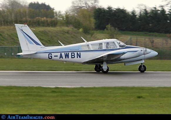 Paluknio aerodrome avariniu būdu nusileido dvivietis lėktuvas