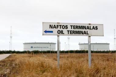 Suskystintų dujų terminalui vieta siūloma Būtingėje