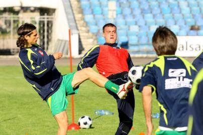 Lietuvos futbolininkai įveikė moldavus