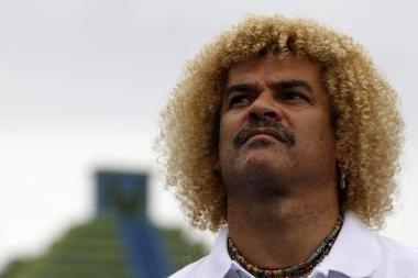 C.Valderrama: šis čempionatas - futbolo pažeminimas