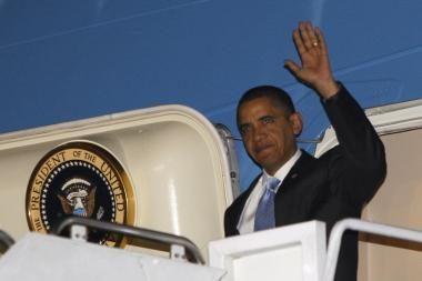 B.Obama žada JAV lyderiavimą Azijos ir Ramiojo vandenyno regione