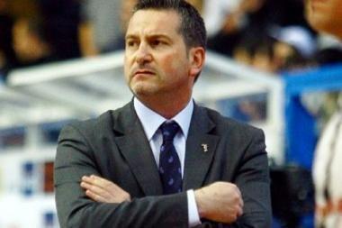 Ilias Zouras: Privalome šią pergalę pamiršti