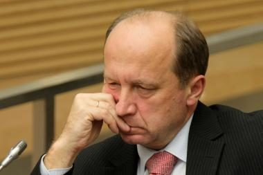 A.Kubilius: opozicijos siūlymuose – daug propagandos