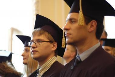 Antrajame priėmimo į aukštąsias etape pakviesti studijuoti beveik 5,5 tūkst. stojančiųjų