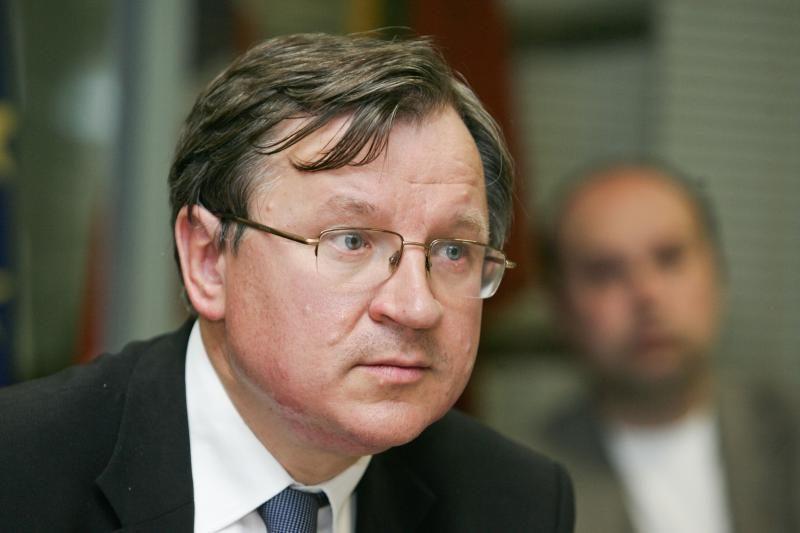 """E.Vareikis: Rusijoje pastebėjo""""vidutinio rimtumo"""" pažeidimų"""