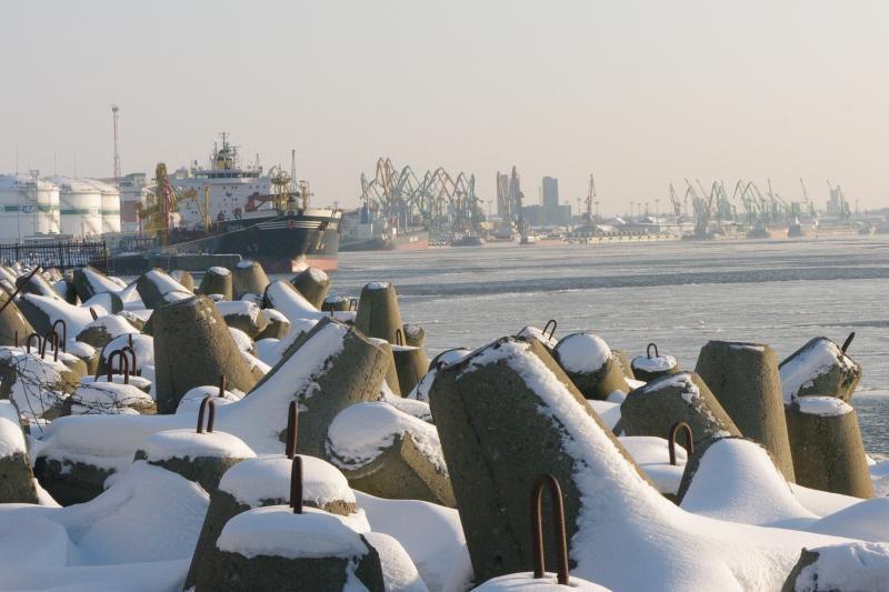 Klaipėdos uoste sulaikyti policijos ieškoti lietuviai
