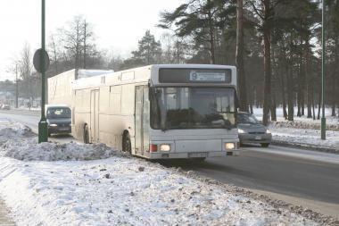 Klaipėdoje – autobusų dūmingumą mažinantis projektas