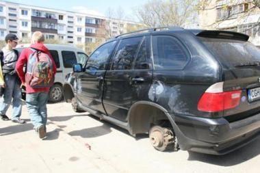 Vilniuje žiauriai sumuštas verslininkas iš Kauno