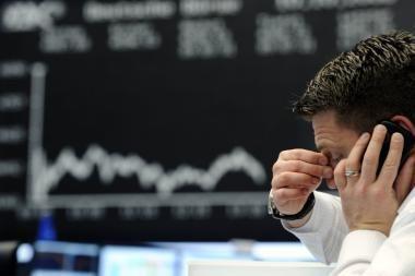 """Metų frazė – """"finansų krizė"""""""