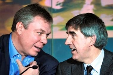 J.Bertomeu: VTB lyga - ne konkurentė Eurolygai