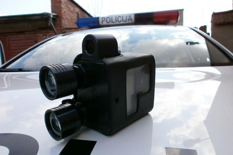 Per neviešą policijos reidą Klaipėdoje išaiškinti 283 KET pažeidimai