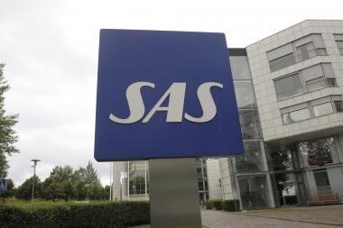 SAS oro linijos – punktualiausios Europoje