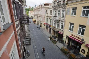 Visuomenei pristatomas Vilniaus strateginio plano projektas