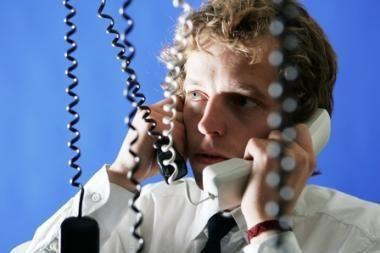 Kauno valdininkams ribojami pokalbiai telefonu
