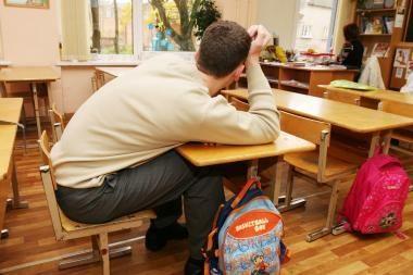 Parlamentarai: planuojama mokyklų pertvarka kelia daug klausimų