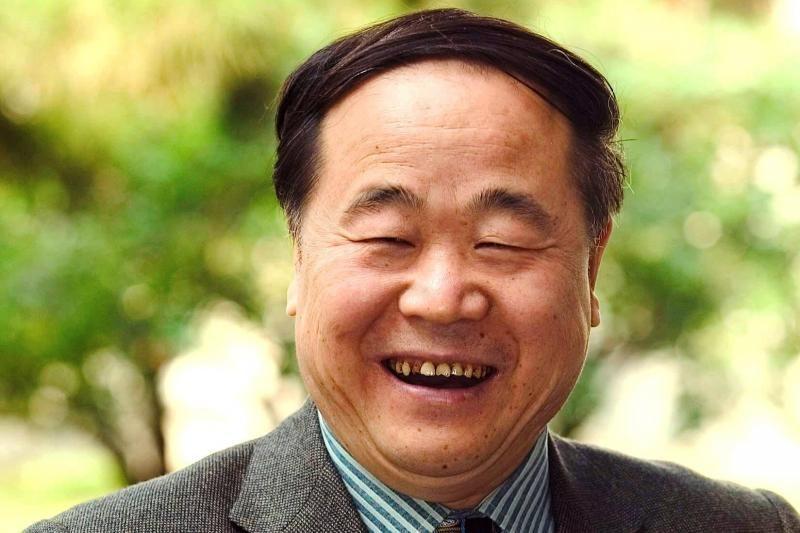 Nobelio literatūros premiją laimėjo kinų rašytojas Mo Yan
