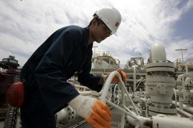 Europa neliks be naftos - Rusija ir Ukraina susitarė