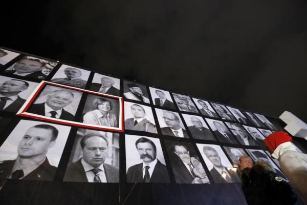 Lenkijos prezidento lėktuvo keleiviai žinojo apie artėjančią katastrofą