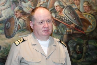 Klaipėdoje - Karinių jūrų pajėgų vado inauguracija